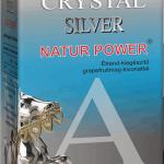 Crystal Argint Coloidal 500ml