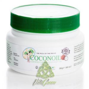 Ulei de cocos extravirgin presat la rece 280ml