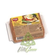 Paine multicereale umeda cu hrisca fara gluten 250 g