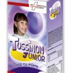 Tussinon junior 100ml sirop cu miere