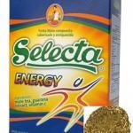 Ceai Selecta Energy Mate cu guarana şi vitamina C.