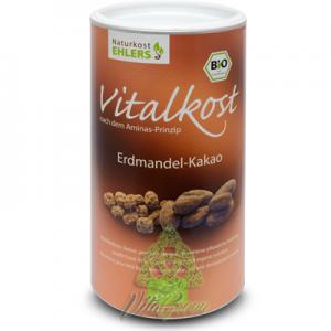 Bio Ehlers Vitalkost, 375 g Cacao – Arahide Tigernut