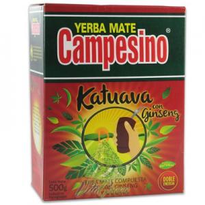 Ceai Mate Campesino Katuawa + Ginseng 500g