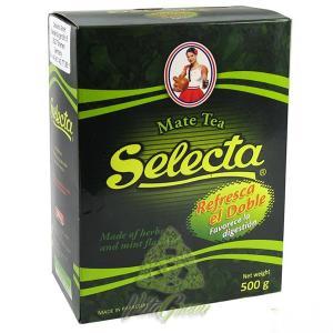 Ceai Mate Selecta Boldo cu Menta 500g