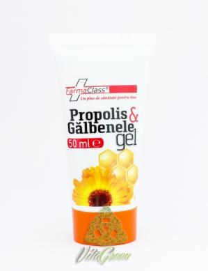 Propolis galbenele gel 50ml
