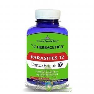 Parasites 12 Detox Forte 30 capsule