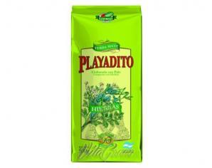 Erba Mate Playadito cu plante medicinale 500g