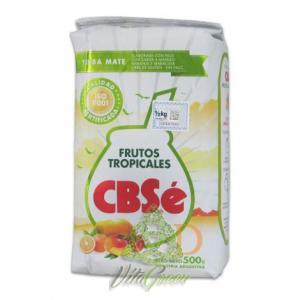 Ceai Mate cu Fructe Tropicale 500g