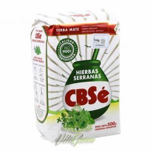 Ceai Mate CBSe Hierbas Serranas 500g