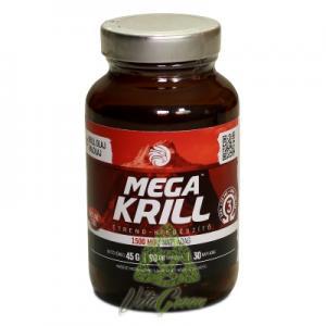 Ulei de Krill Mannavita Megakrill 90cps