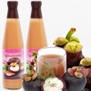 Pulpa de fructe de Mangostan