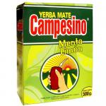 Ceai Mate Campesino menta si lamai 500g